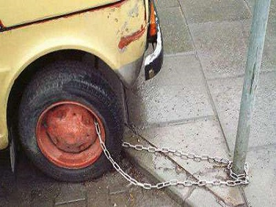 Ford Transit Security